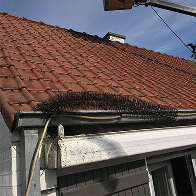 schoonmaak dak 4